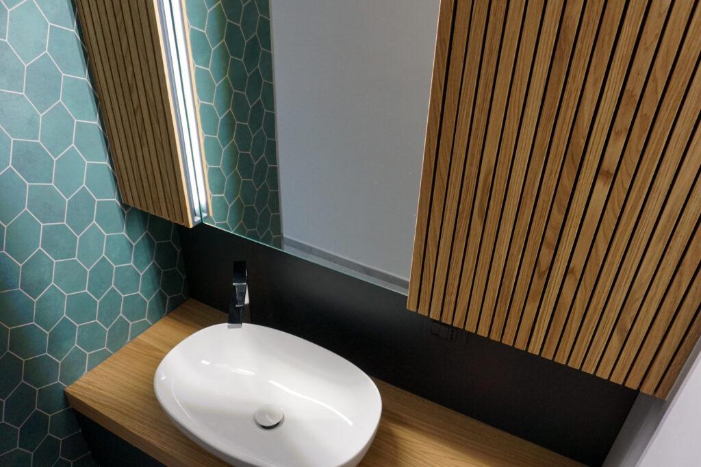 Дизайн ванной комнаты SOHO made in Italy by Disegnopiu