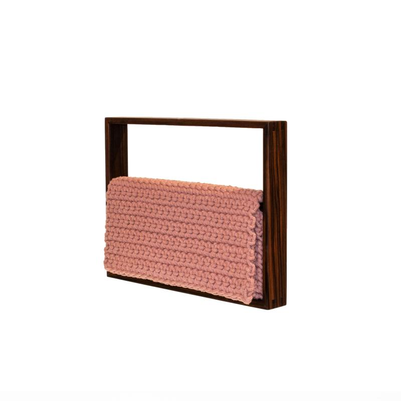 CONTESSINA-borsa-da-sera-lavorata-a-maglia-color-rosa-quarzo-by-disegnopiù
