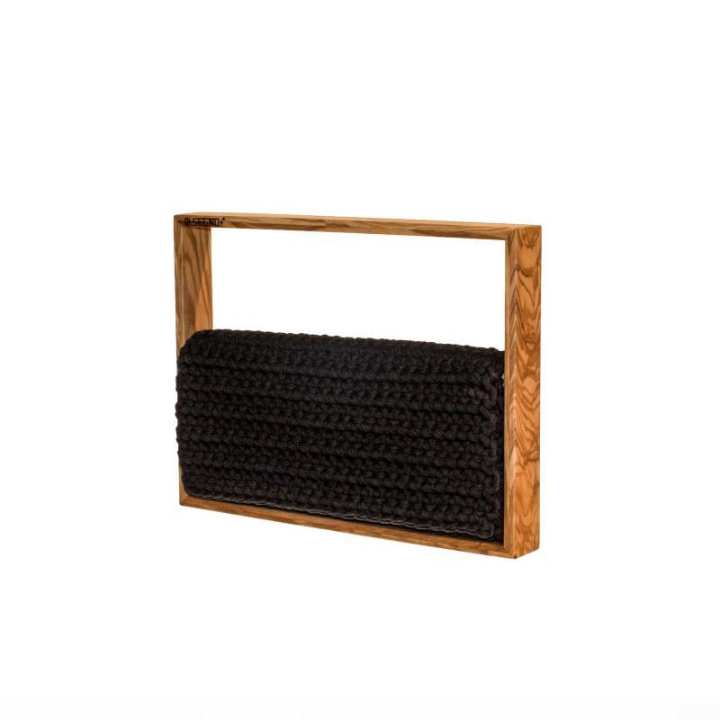 CONTESSINA-borsa-da-sera-lavorata-a-maglia-colore-nero-by-disegnopiù